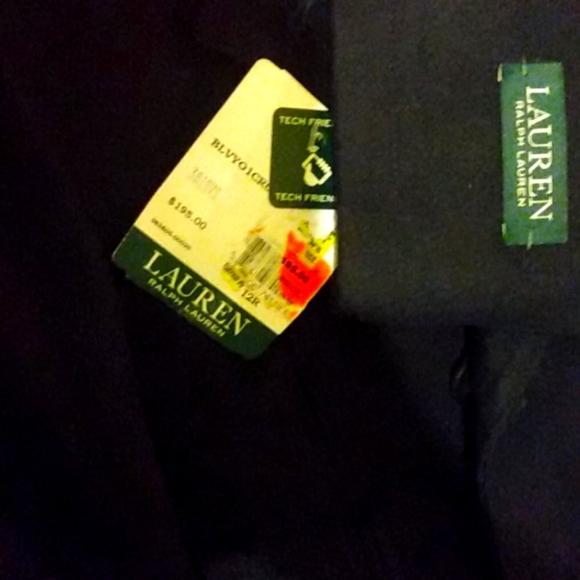Dark Navy Jacket Ralph Lauren